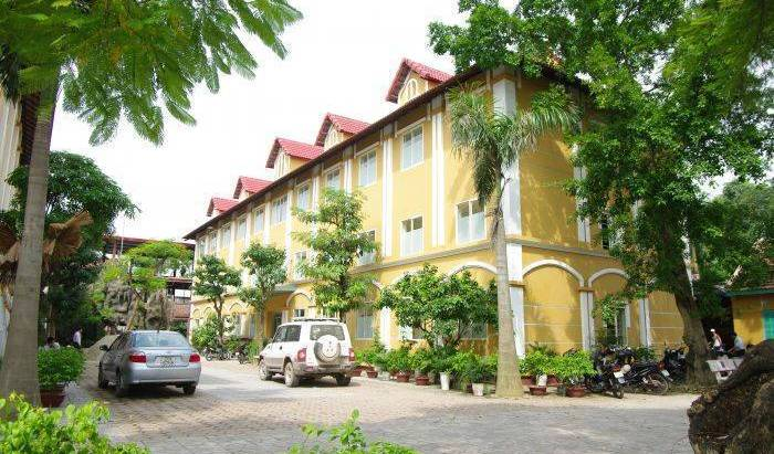 Hoang Mam Hotel - Get low hotel rates and check availability in Thai Nguyen 11 photos