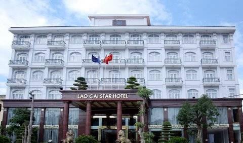 Laocai Star Hotel 20 ảnh