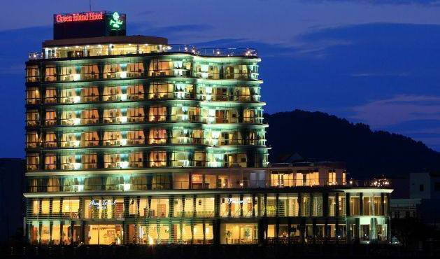 River Hotel Ha Tien - Search available rooms for hotel and hostel reservations in Ha Tien 6 photos