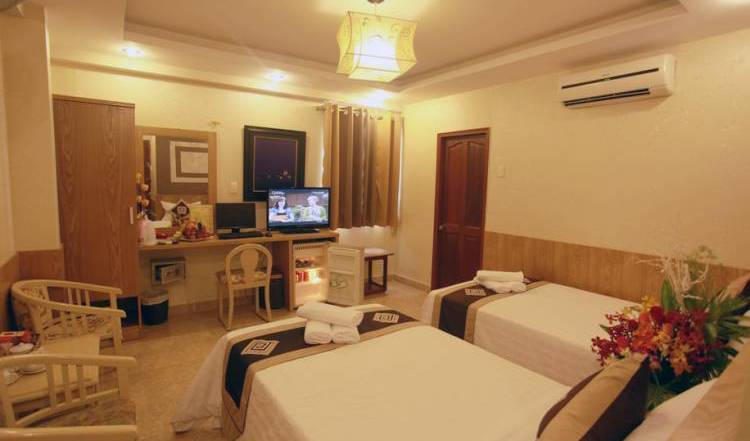 Saigon Sports 3 Hotel - Search available rooms for hotel and hostel reservations in Thanh pho Ho Chi Minh, find cheap hotel deals and discounts in Th? D?u M?t (Thu Dau Mot), Viet Nam 38 photos