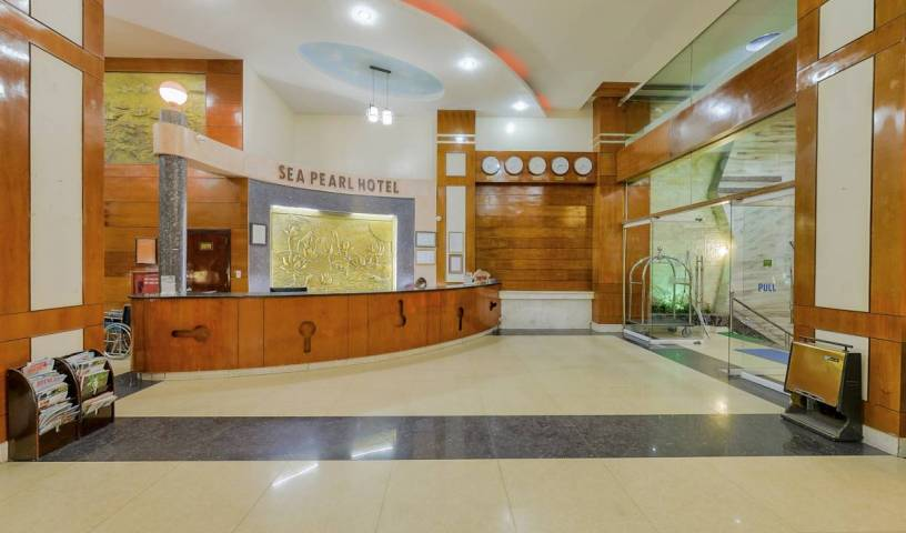 Seapearl Cat Ba Hotel - Search available rooms for hotel and hostel reservations in Cat Ba, we guarantee the lowest price for your hotel in B?c Thái T?nh, Viet Nam 5 photos
