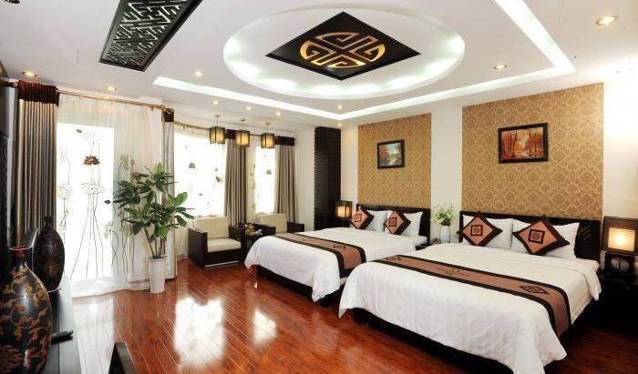Wild Lotus Hanoi Hotel - Search available rooms for hotel and hostel reservations in Ha Noi 9 photos