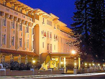 Dalat Hotel Du Parc, Da Lat, Viet Nam, Michelin rated hotels in Da Lat