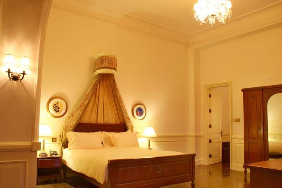Dalat Palace Hotel, Da Lat, Viet Nam, hotels and destinations off the beaten path in Da Lat