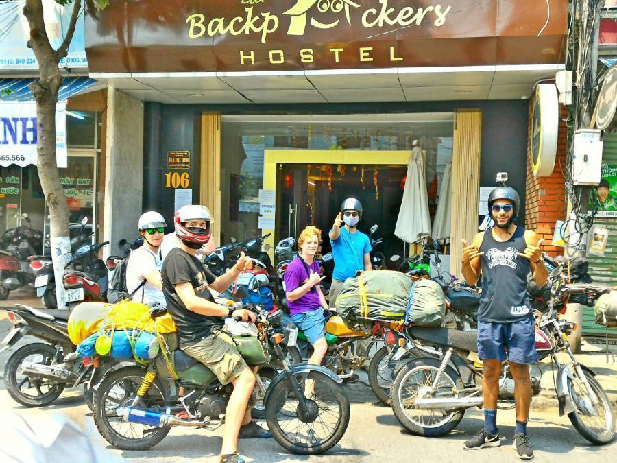 Danang Backpackers Hostel, Da Nang, Viet Nam, Viet Nam hotels and hostels
