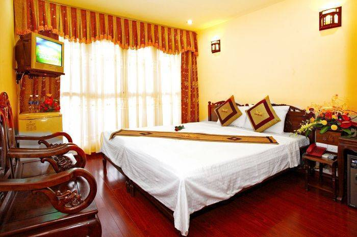 Golden Wings II Hotel, Ha Noi, Viet Nam, book flights and rental cars with hotels in Ha Noi