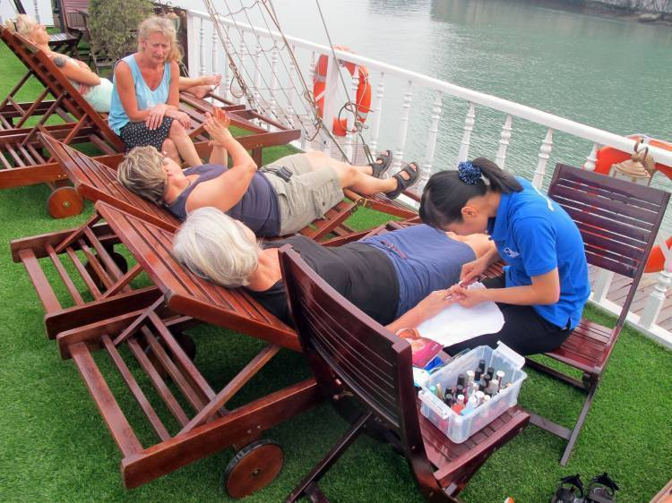 Gray Line Ha Long Cruise, Ha Long, Viet Nam, small hotels and hotels of all sizes in Ha Long