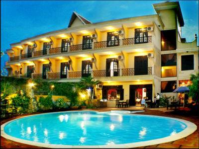 Green Field Hotel, Hoi An, Viet Nam, Viet Nam hostels and hotels