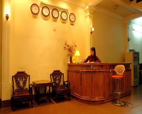 Hai Dang Hotel, Hue, Viet Nam, Viet Nam hostli in hoteli