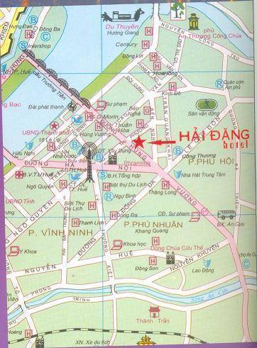 Hai Dang Hotel, Hue, Viet Nam, Отели первого класса в Hue