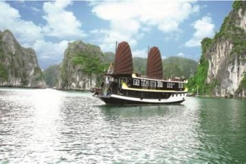 Halong Aurora Cruises, Ha Long, Viet Nam, online booking for hostels and budget hotels in Ha Long