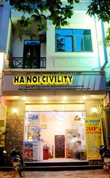 Hanoi Civility Hotel, Ha Noi, Viet Nam, Viet Nam hoteli in hostli