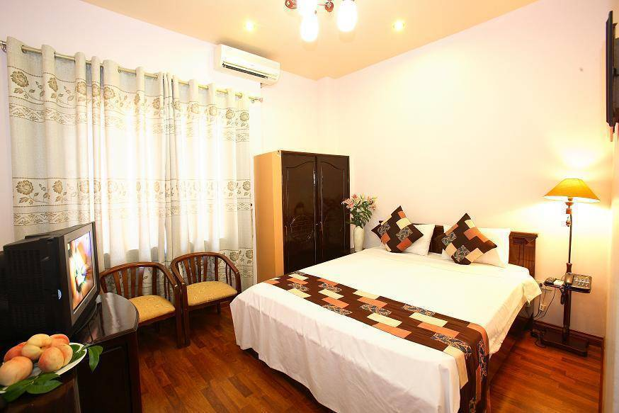 Hanoi Lucky Hotel, Ha Noi, Viet Nam, highly recommended travel booking site in Ha Noi