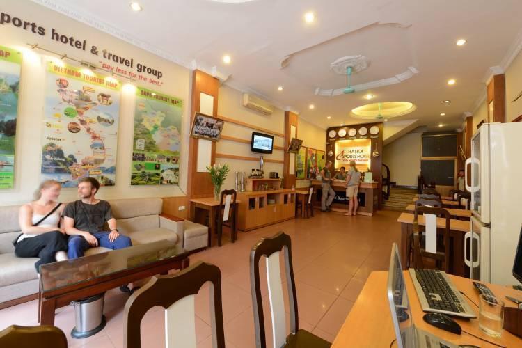 Hanoi Sports Hotel, Ha Noi, Viet Nam, Viet Nam hotely a ubytovne
