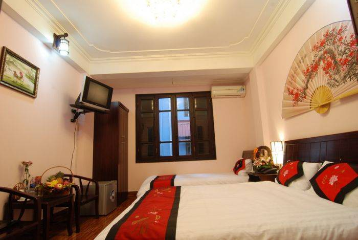 Hanoi Youth Hostel, Ha Noi, Viet Nam, Viet Nam hotels en hostels