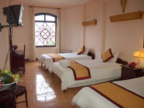 Hoang Ha Sapa Hotel, Sa Pa, Viet Nam, Hotely s postižením a přístup pro zdravotní postižení v Sa Pa