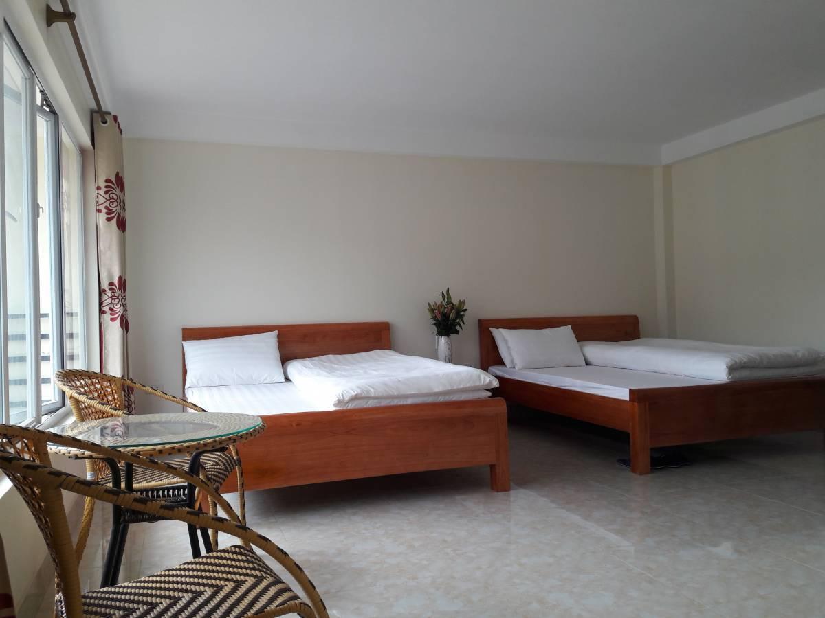 Venus Hostel, Sa Pa, Viet Nam, Prvotřídní cestování a hotely v Sa Pa