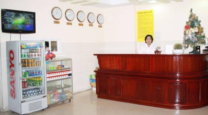 Hotel Nguyet Van, Thanh pho Ho Chi Minh, Viet Nam, Viet Nam hoteli in hostli