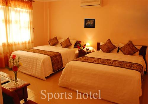 Hue Sports 2 Hotel, Hue, Viet Nam, hotels for ski trips or beach vacations in Hue