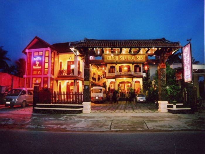 Lotus Hotel, Hoi An, Viet Nam, Viet Nam ホテルとホステル