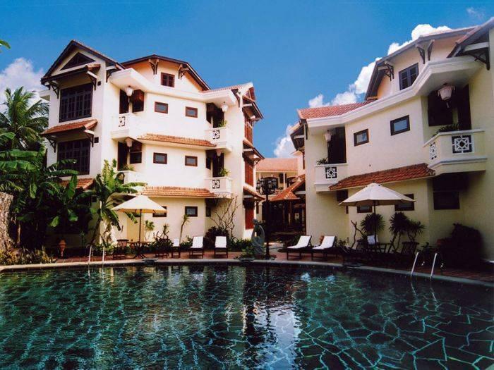 Lotus Hotel, Hoi An, Viet Nam, Hoteles cerca de metro en Hoi An