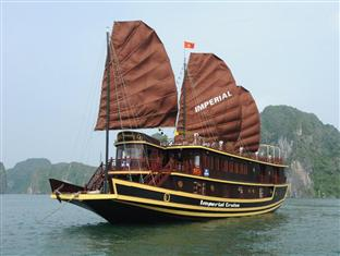 Luxury Imperial Cruise Halong, Ha Long, Viet Nam, Viet Nam hotels and hostels