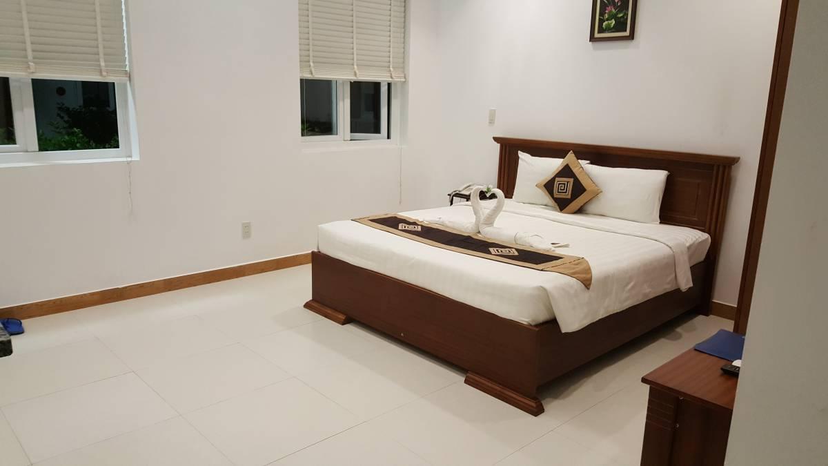 Mui Ne Volga Hotel and Apartment, Phan Thiet, Viet Nam, the world's best green hotels in Phan Thiet