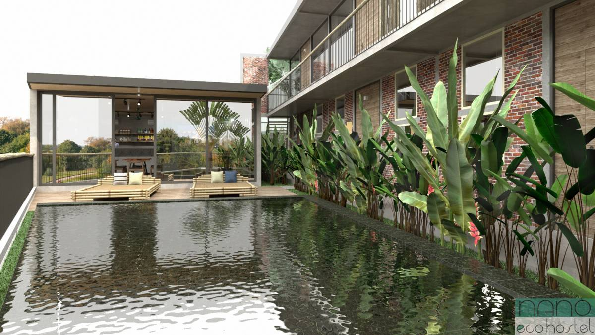 Nano Eco-Hostel, Hue, Viet Nam, pleasant places to stay in Hue