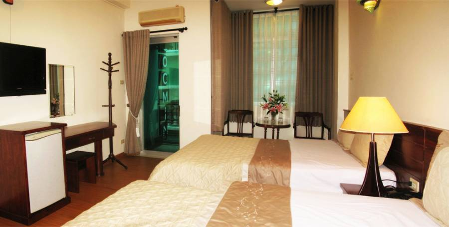 Ngoc Minh Hotel, Thanh pho Ho Chi Minh, Viet Nam, passport to savings on travel and hotel bookings in Thanh pho Ho Chi Minh