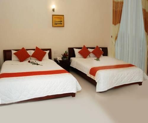 Phi Yen Hotel, Da Nang, Viet Nam, Hotell för julmarknader och vinterferier i Da Nang