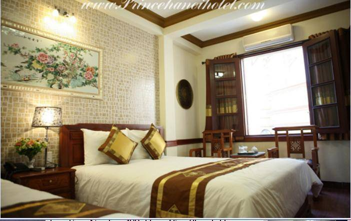Prince II Hotel, Ha Noi, Viet Nam, find cheap hotel deals and discounts in Ha Noi
