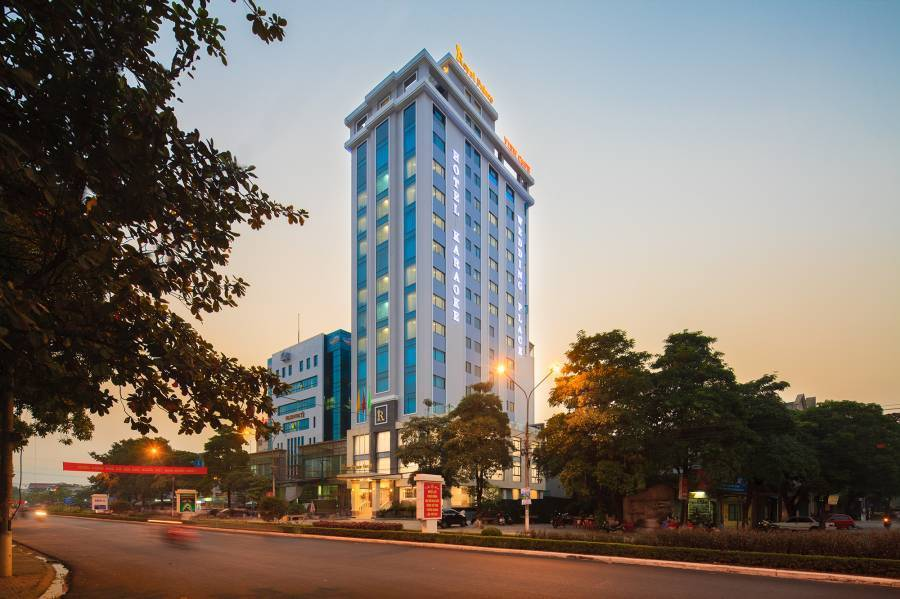 Royal Place Hotel, Tuyen Quang, Viet Nam, Viet Nam hostels and hotels