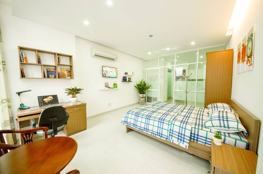 Serviced Apartments Of Bigland, Thanh pho Ho Chi Minh, Viet Nam, Viet Nam hoteli in hostli