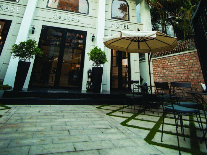 The Alcove Library Hotel, Phu Nhuan, Viet Nam, Viet Nam hotels and hostels