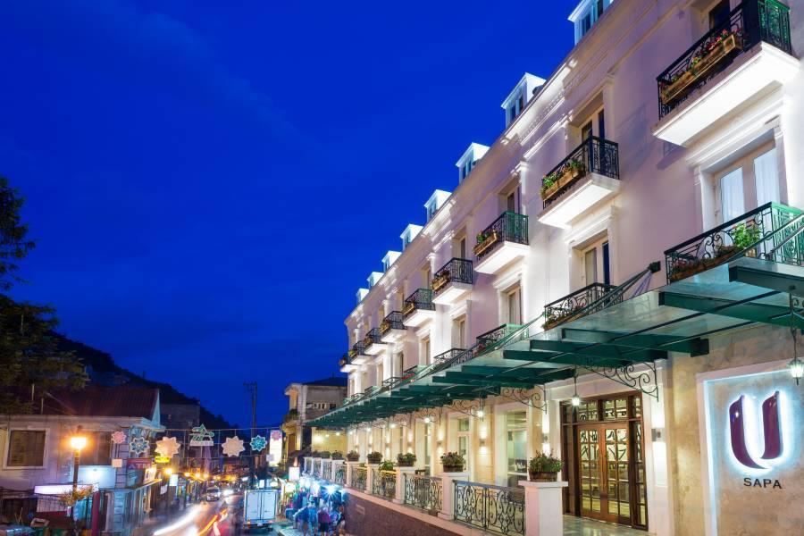 U Sapa Vietnam, Sa Pa, Viet Nam, Viet Nam hoteli i hosteli
