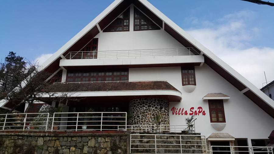 Villa Sapa, Sa Pa, Viet Nam, Viet Nam hoteli i hosteli