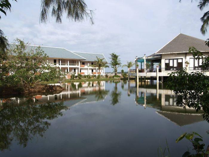 Tam Giang Resort and Spa, Hue, Washington, Působivé hotely s velkým komfortem v Hue
