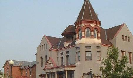 Nagle-warren Mansion B And B - Descoperă prețuri mici la hotel și verifică disponibilitatea în Cheyenne 2 fotografii