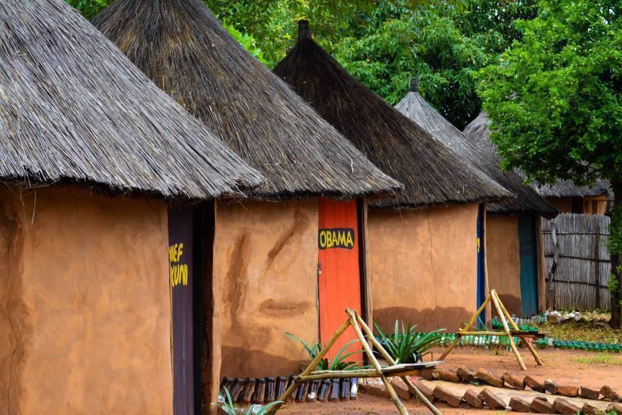 Zinga Backpackers, Livingstone, Zambia, Zambia hotels and hostels