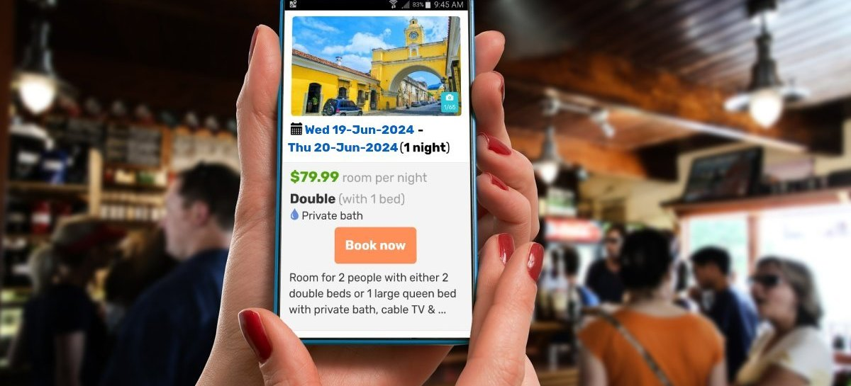 InstantWorldBooking.com - Increase reservations with a fully customizable yet cheap and effective booking engine for hotels and hostels