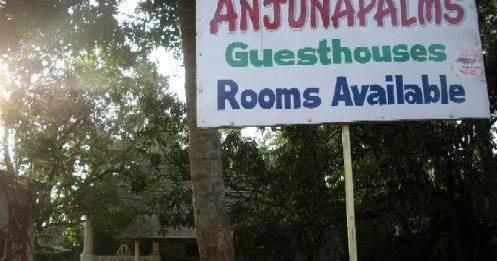 hotel bookings in Anjuna