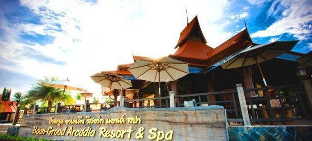 Baan Grood Arcadia Resort and Spa, Bangsaphan Prachuap Khiri Khan, Thailand