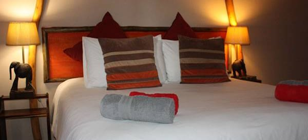 Bush Pillow Guest House, Otjiwarongo, Namibia