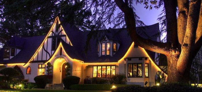 Candlelight Inn, Napa, California
