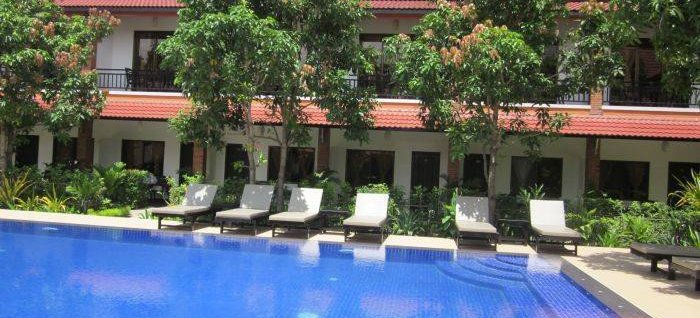 Central Boutique Angkor Hotel, Siem Reap, Cambodia