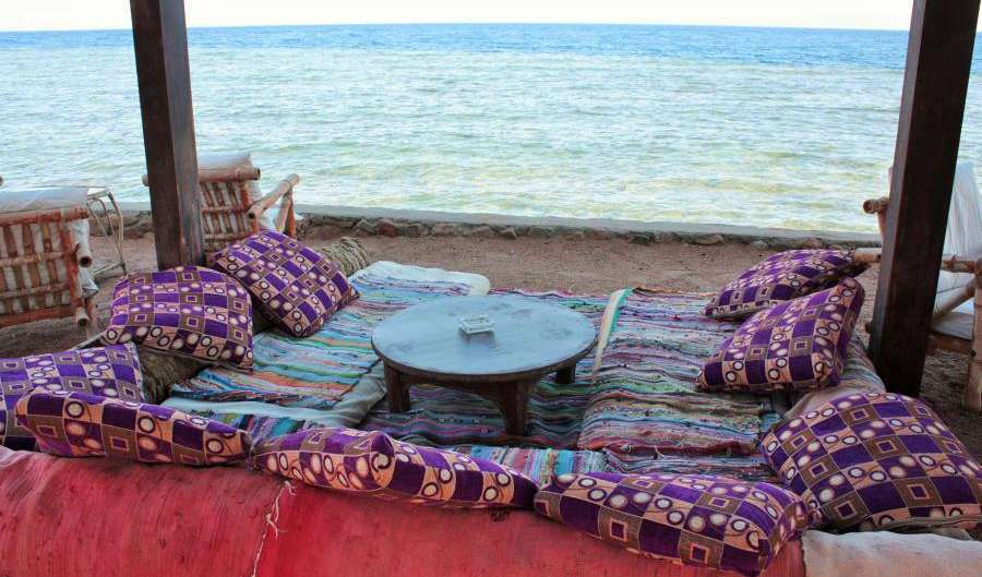 great destinations for travel and hotels in Dahab, Egypt