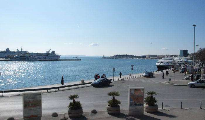 Hotels and motels in Split
