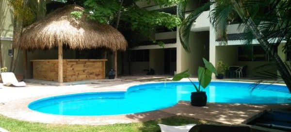Deja Hostel and Suites, Playa del Carmen, Mexico
