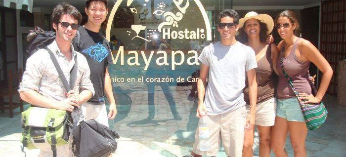 Hostal Mayapan, Cancun, Mexico