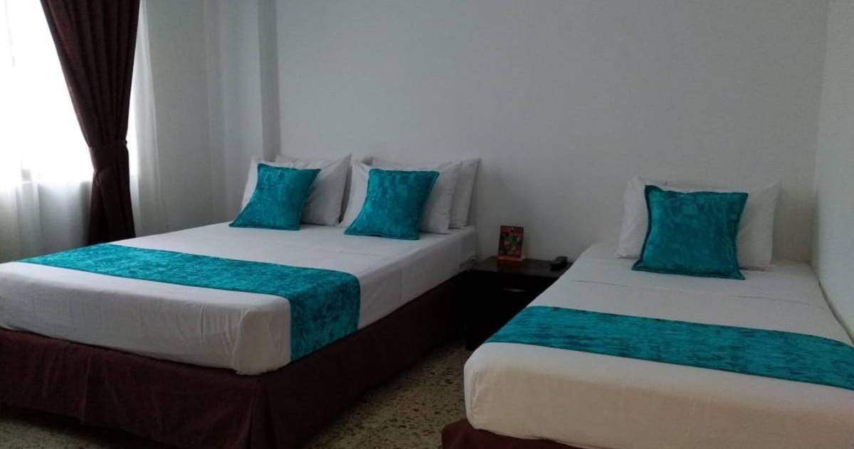 hotel reservations in Medellin